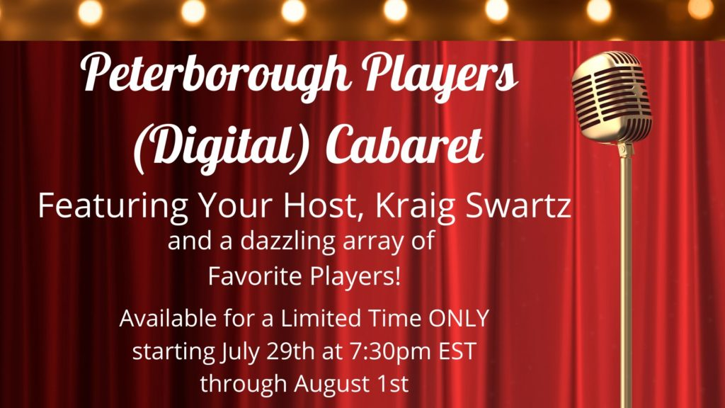 Digital Cabaret information on performance