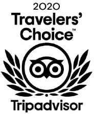 TripAdvisor Travelers' Choice Award