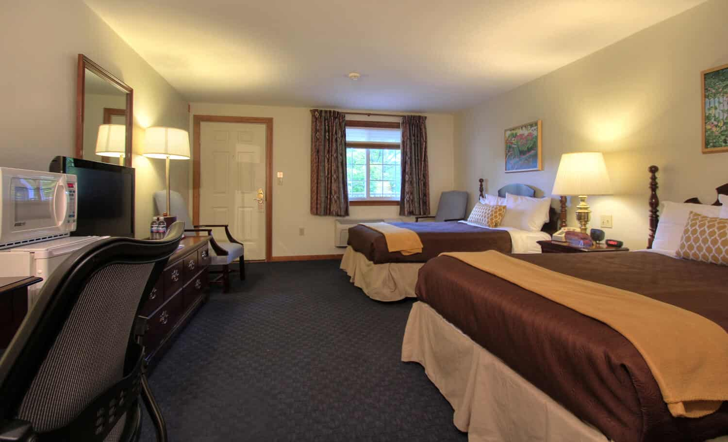 Non Smoking Motel Room In Peterborough Nh