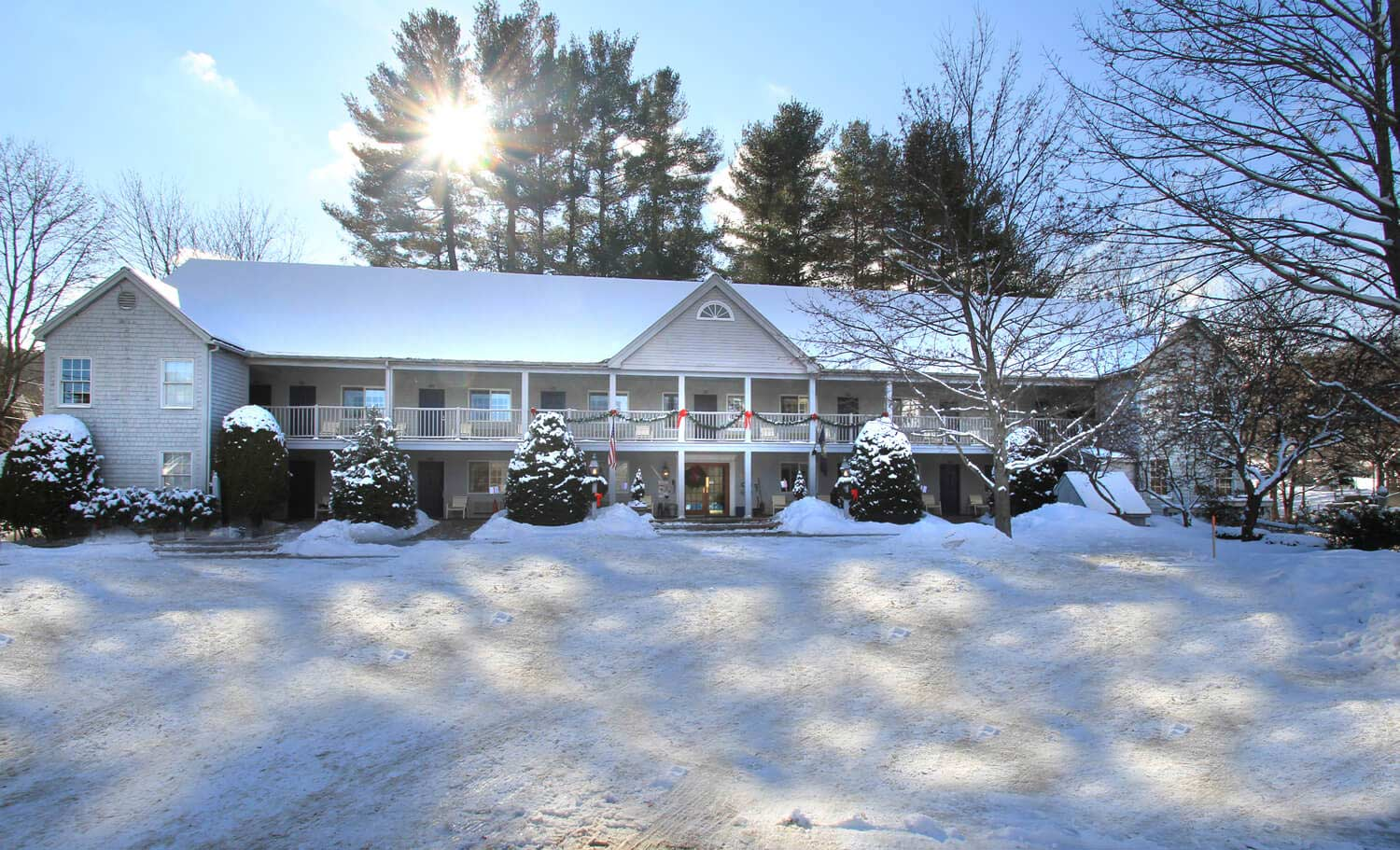 Hotels In Jackson Nh Area