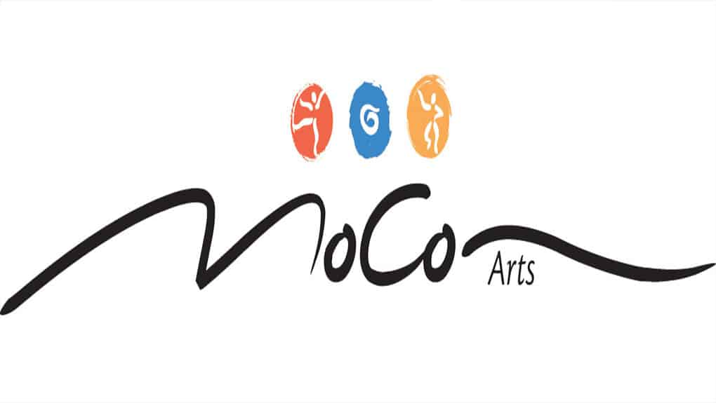 White background with the MoCo Arts logo in the center